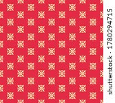 Red Background Pattern....