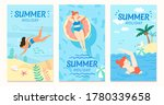 Summer Sale Cover Template In...