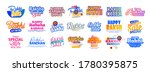 illustration of greeting card...   Shutterstock .eps vector #1780395875