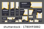 set of creative web banners of... | Shutterstock .eps vector #1780493882