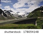 """kaprun"" dam wall the highest... 