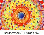 Colorful Mosaic Flooring Or...