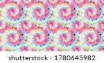Tie Dye Spiral. Beautiful...