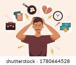 flat vector illustration of a...   Shutterstock .eps vector #1780664528