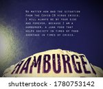 A Picture Of A Hamburger...