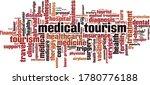 medical tourism word cloud... | Shutterstock .eps vector #1780776188