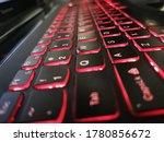 Keyboard Of The Lenovo Legion
