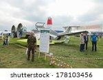 zhukovsky  russia   aug 30 ... | Shutterstock . vector #178103456
