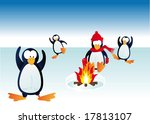 abstract cartoon vector... | Shutterstock .eps vector #17813107