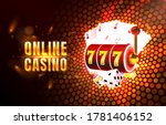 casino online play now slots... | Shutterstock .eps vector #1781406152
