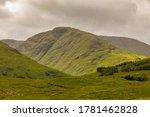 Remote Lanscape In The Scottish ...