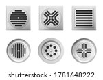metal drainage grates for... | Shutterstock .eps vector #1781648222