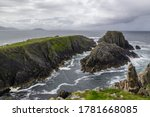 Wild Rugged Atlantic Irish...