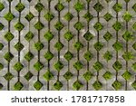 Background From Paving Slabs...