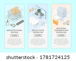 architecture design and solid...   Shutterstock .eps vector #1781724125
