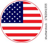 united states of america  usa ...   Shutterstock .eps vector #1782041555