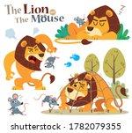 vector illustration of cartoon... | Shutterstock .eps vector #1782079355