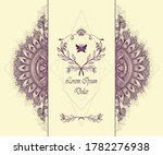 template of deign  of abstract... | Shutterstock .eps vector #1782276938