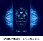 template of deign  of abstract... | Shutterstock .eps vector #1782289118