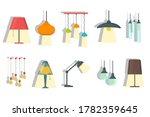 furniture chandelier  floor and ...   Shutterstock . vector #1782359645