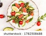 Asparagus Salad  Salad Bowl ...