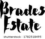 "capital city name ""brades... | Shutterstock .eps vector #1782518495"