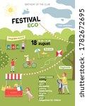 summer holiday  birthday. a... | Shutterstock .eps vector #1782672695