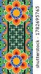 korea traditional pattern.... | Shutterstock .eps vector #1782695765