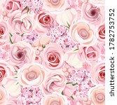 vector seamless background... | Shutterstock .eps vector #1782753752
