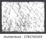 abstract grunge framed texture...   Shutterstock .eps vector #1782765335