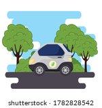 environmentally friendly... | Shutterstock .eps vector #1782828542