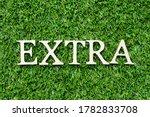 wood alphabet letter in word... | Shutterstock . vector #1782833708