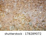 stone texture  wall surface of... | Shutterstock . vector #178289072
