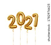 happy new year 2021. background ... | Shutterstock .eps vector #1782976625