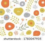 scandinavian style natural pop...   Shutterstock .eps vector #1783047935