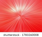 Abstract Radial Zoom Blur...