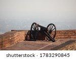 A Cannon On Fort Jodhpur