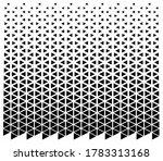 abstract geometric pattern... | Shutterstock . vector #1783313168