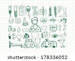 medical icons idea design | Shutterstock .eps vector #178336052