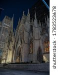 St Patrick Cathedral In Nyc