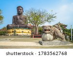 Giant Buddhist Statue In...