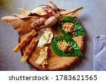 A Bush Tucker Tasting Plate...