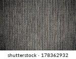 dark fabric texture close up as ... | Shutterstock . vector #178362932