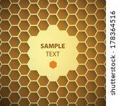 Hexagon Vector Background