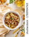 Pappardelle Pasta With...