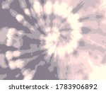 vector tie dye swirl. pastel... | Shutterstock .eps vector #1783906892