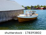Boat And Boat Houses. Finland