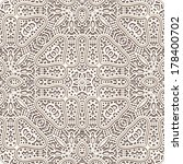 old lace background  seamless... | Shutterstock .eps vector #178400702