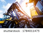 Modern Agricultural Machinery...