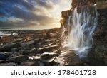 Beautiful Landscape Waterfall...